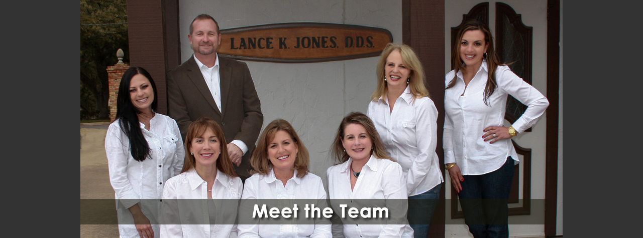 Lance Jones DDS Dallas