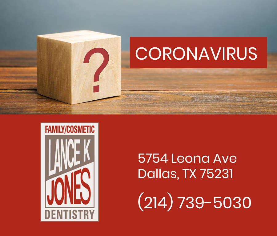 coronavirus dental update